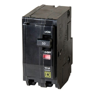 1 in. 50A 2-Pole Circuit Breaker