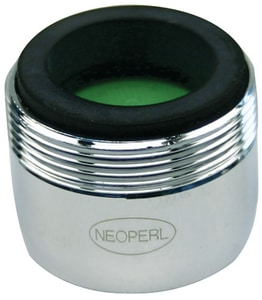 1.5 gpm Faucet Aerator in Polished Chrome