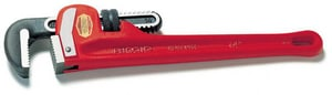 36 in. X 5 in. Straight Pipe Wrench